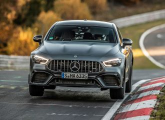 Η Mercedes διέλυσε ρεκόρ της Porsche (+video)