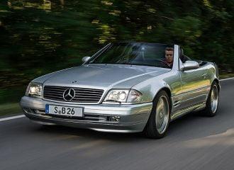 Γνωρίζετε τη Mercedes που γέννησε το Pagani Zonda;