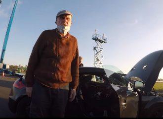 Παππούς 78 χρονών με Audi TT 1.100 ίππων! (+video)
