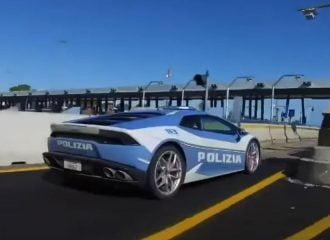 Αστυνομική Huracan κάλυψε 489 χλμ. σε 2 ώρες!