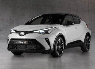 Γεμάτο σπορ στοιχεία το νέο Toyota C-HR GR Sport