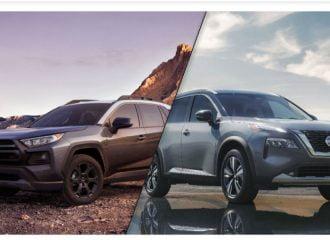 Η Nissan προσφέρει RAV4 για σύγκριση με το X-Trail!
