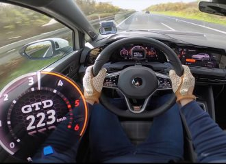 Ντίζελ γκάζια με νέο VW Golf GTD (+video)