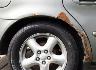 Πώς προστατεύουμε το αυτοκίνητο από σκουριά