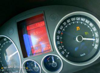 0-270 χλμ./ώρα με VW Golf R32 (+video)