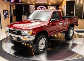 Βιτρίνα Toyota Hilux του '93 ακριβότερο από καινούργιο