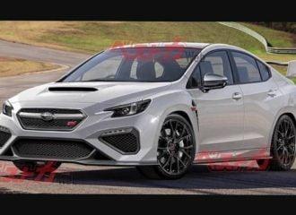 Subaru: «Άλλο επίπεδο το επόμενο WRX STI»!