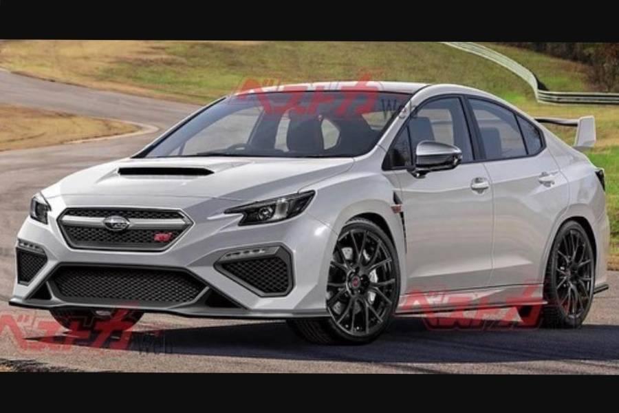 """Subaru: """"Ένα άλλο επίπεδο το επόμενο WRX STI""""!"""