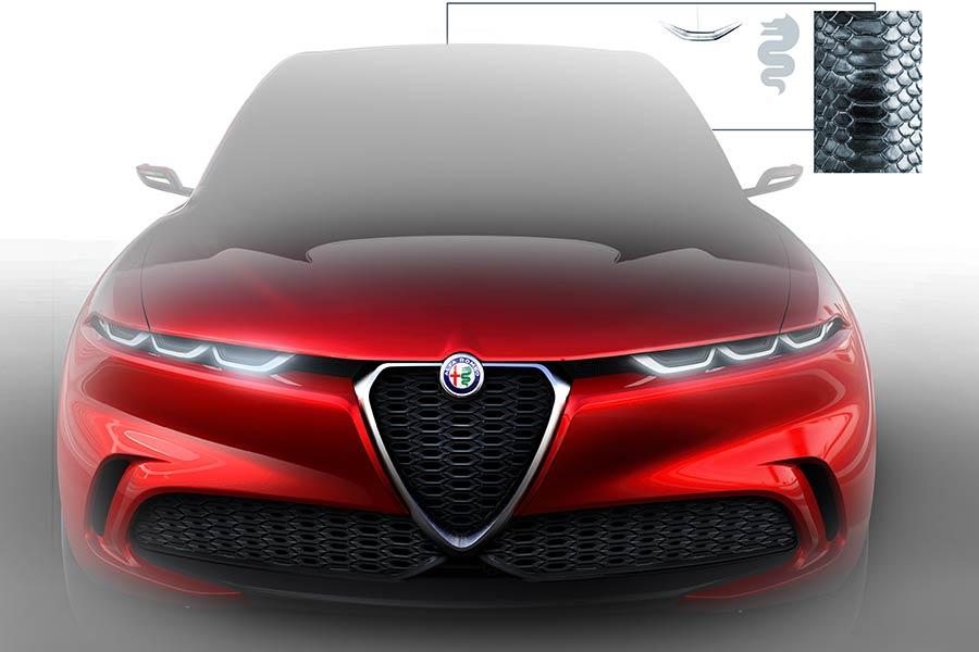 Νέο B-SUV Alfa Romeo Brennero από την Πολωνία