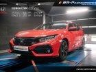 Honda Civic 1.5 VTEC Turbo ισχυρότερο από Type R