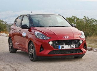 Δοκιμή Hyundai i10 1.2 λτ. 84 PS Auto