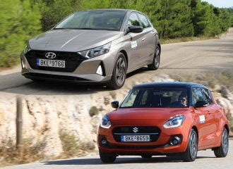 Hyundai i20 1.2 84 PS Vs Suzuki Swift 1.2 83 PS