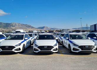 Που πάνε 33 νέα περιπολικά Hyundai i30;