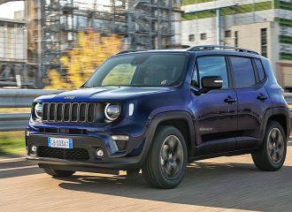 Η Jeep γιορτάζει και «δωρίζει» το Renegade
