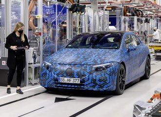 Η Mercedes ετοιμάζει παγκόσμιο ηλεκτροσόκ!