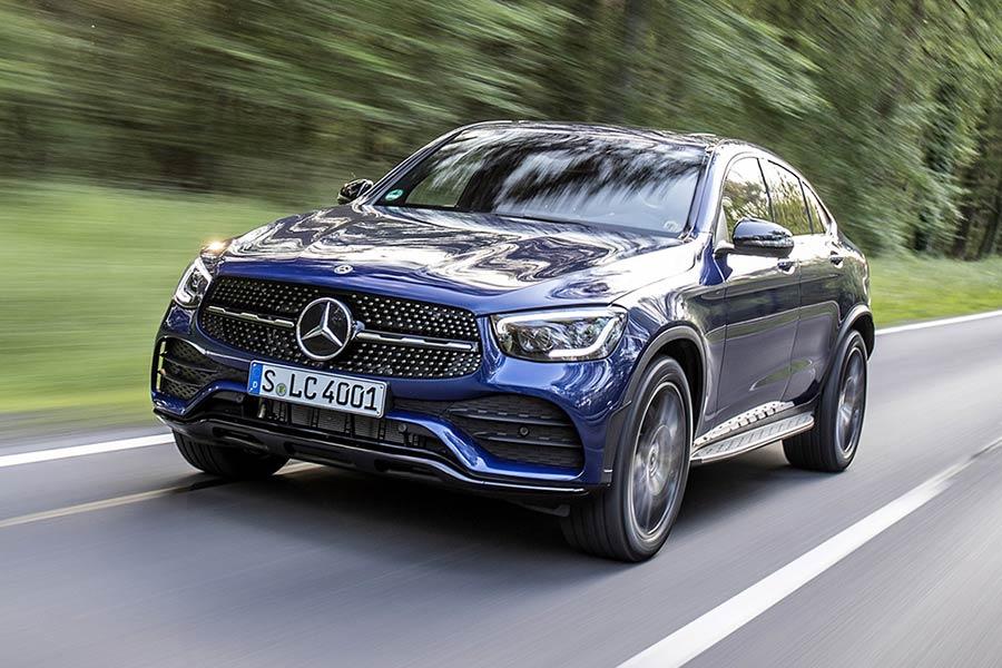 Το ηλεκτρικό ντίζελ Mercedes GLC 300 de έχει φτάσει
