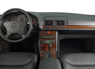 Mercedes S-Class ήταν στην απομόνωση 25 χρόνια