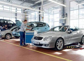 Service Mercedes-Benz με πολλαπλά οφέλη