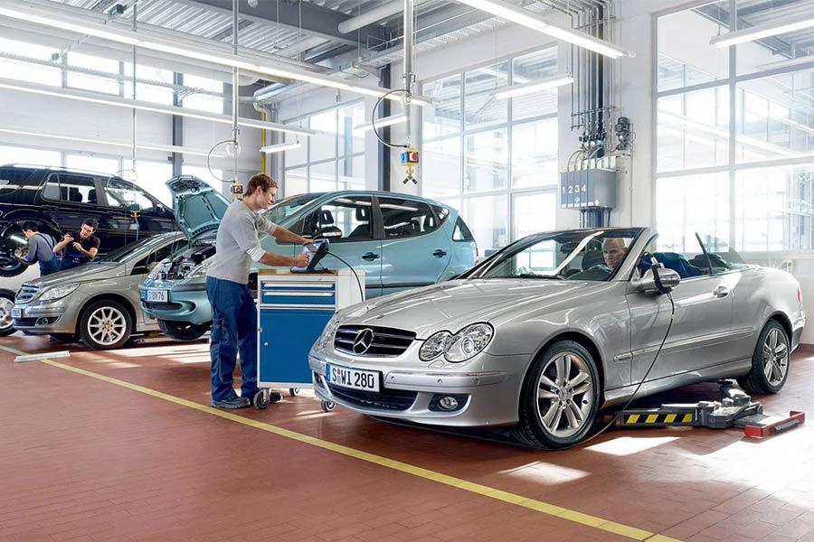 Υπηρεσία Mercedes-Benz με πολλαπλά οφέλη