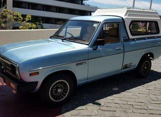 Αθάνατο αγροτικό Nissan του 1986 με 22.700 χλμ.