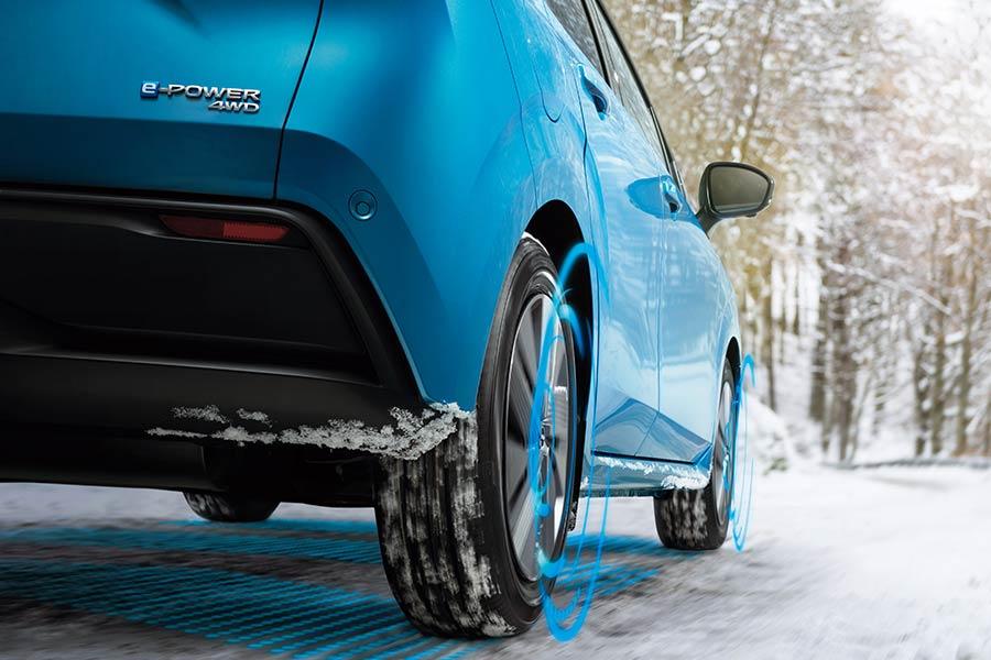 Νέο υβριδικό Nissan 4 ταχυτήτων 1200 hp