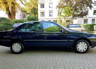 Εκθεσιακό Peugeot 405 του 1994 με 8.760 χλμ.!