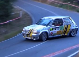Renault 5 GT Turbo 200+hp διδάσκει στρίψιμο (+video)