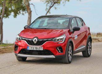 Το Renault Captur Ελληνικό «Αυτοκίνητο του 2021»