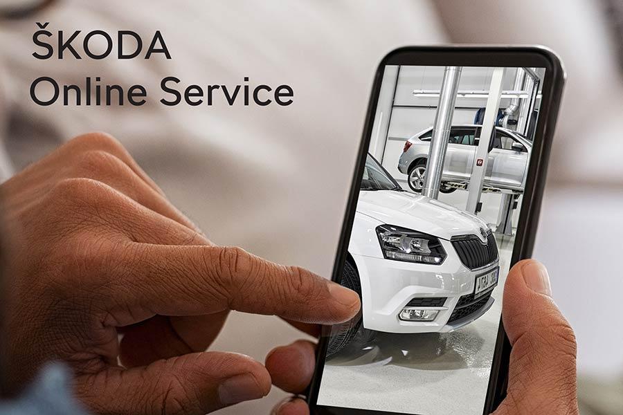 Υπηρεσία Skoda με όφελος έως και 30%