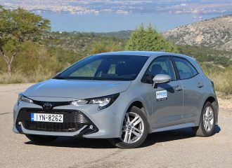 Σε τιμές Yaris προσφέρεται το Toyota Corolla