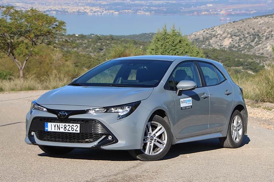 Το Toyota Corolla προσφέρεται σε τιμές Yaris