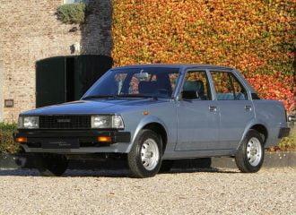 Πωλείται Toyota Corolla του 1983 με τα πρώτα λάστιχα