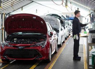 Πόσα λεφτά βγάζουν Toyota και VW κάθε λεπτό;