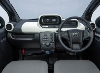 Το νέο ηλεκτρικό Toyota των 13.000 ευρώ