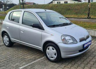 Πωλείται άστρωτο Toyota Yaris 1.0 του 2003