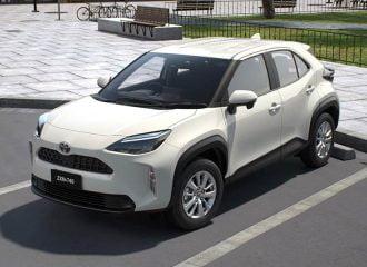 Πως είναι ένα απλό Toyota Yaris Cross;