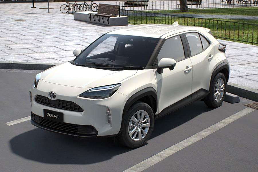 Πώς είναι ένα απλό Toyota Yaris Cross;