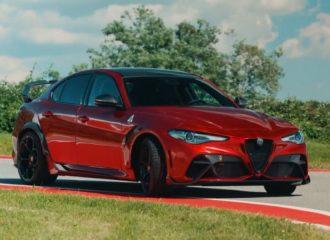 Η γέννηση της Alfa Romeo Giulia GTA σε 8′ (+video)