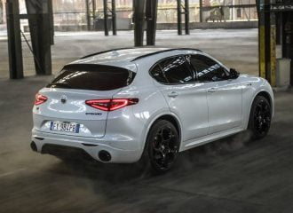 Νέα Alfa Romeo Stelvio Veloce Ti με άρωμα QV