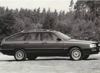 Το Audi 200 Turbo Quattro Avant έδειξε το δρόμο στα RS