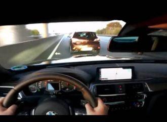 BMW M4 τα βλέπει όλα στα 280 χλμ./ώρα (+video)