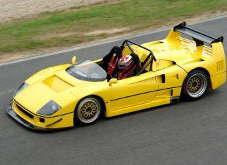 Η F40 που δεν θέλει να την ξέρει η Ferrari (+video)
