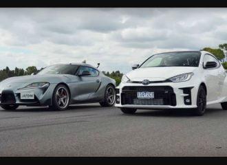GR Yaris vs Supra: Ποιο κάνει κουμάντο στα Toyota;