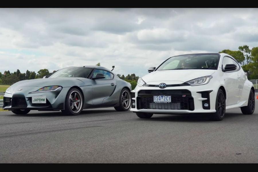 GR Yaris εναντίον Supra: Ποιος διατάζει την Toyota;