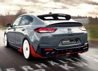 Ονειρικό Hyundai i30 Fastback N από την Carlsson
