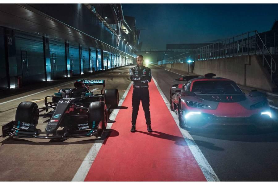 Τι Formula 1, τι Mercedes-AMG Project ONE;  (+ βίντεο)