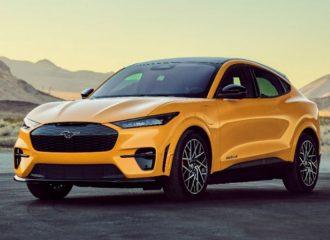 Νέα ηλεκτρική Mustang Performance με 0-100 σε 3,5 δλ.