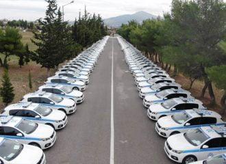 Βίντεο με τα 675 νέα οχήματα της ΕΛ.ΑΣ
