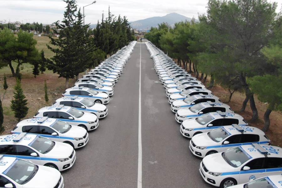 Βίντεο με τα 675 νέα οχήματα του ΕΛ.ΑΣ.