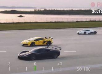Lambo και Koenigsegg υποκλίνονται στην Κίνα! (+video)